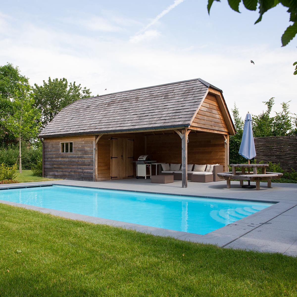 Ontwerp en aanleg van uw tuin en zwemvijver - Aanleg van groenvoorzieningen idee ...